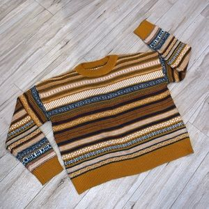 Pattern Sweater